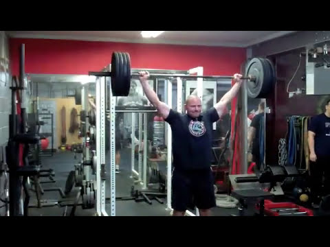 Olympic Lifting - Learning The Snatch Image 1