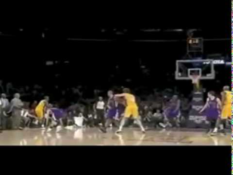 Kobe Bryant Game Winning Shots 2009-2010