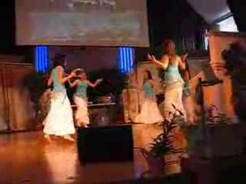 Danza cristiana