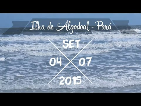 Turistando: Ilha de Algodoal - Pará...