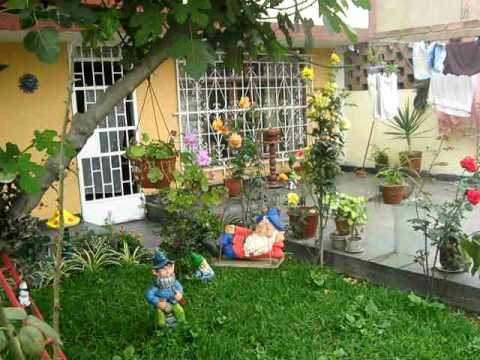 Mi bello jardin youtube - Un jardin para mi ...