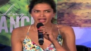 Deepika Padukone LASHES OUT at a journalist!