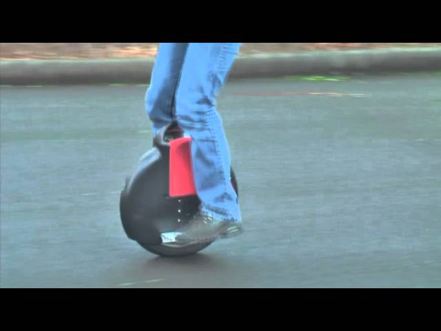 A Few Solowheel Tricks