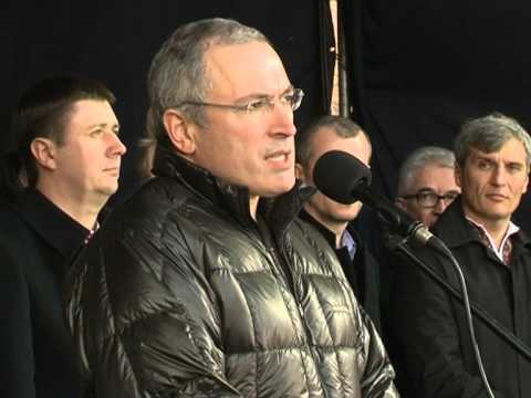 Mikhail Khodorkovsky's Speech at Maidan - 9 March 2014
