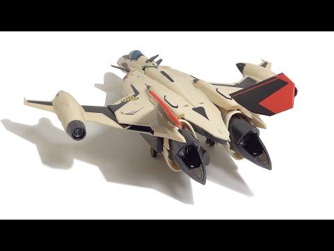 Bandai Isamu 1/60 DX YF-29 Durandal Review