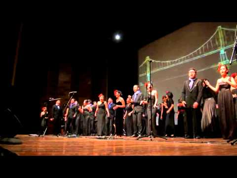 Paragita Choir - Signed, Sealed, Delivered I'm Yours