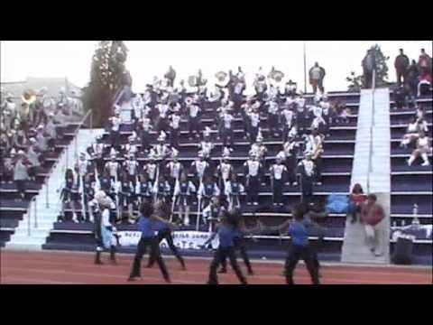 NORTHWESTERN HIGH SCHOOL BAND (MD) - GET KRUNK