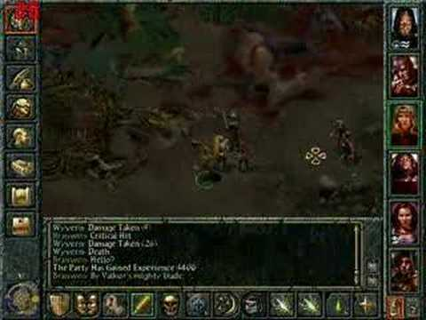 Baldur's Gate Npcs