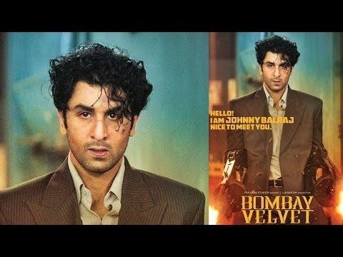 Bombay Velvet' - First look Featuring Ranbir Kapoor
