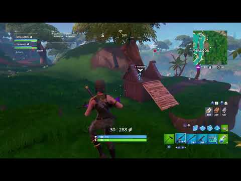 Fortnite duo win # 24