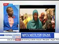 Kenya's latest movie premier Watu wote gets nominated for Oscars: Morning Express
