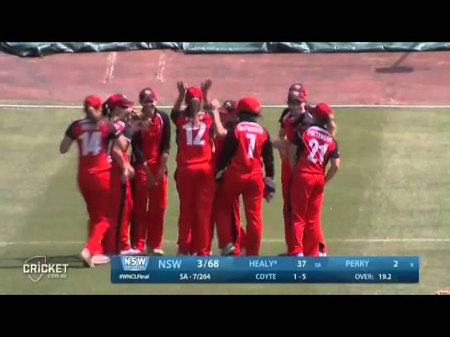 Scorpions end NSW streak with historic win