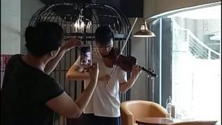 小提琴彩排 (H.L. Shiue)
