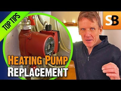 How to Replace a Heating Pump - Plumbing DIY