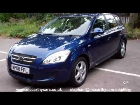 Ceed Stance on Used Kia Cee D Ceed For Sale Clapham London Croydon Surrey Uk Mccarthy