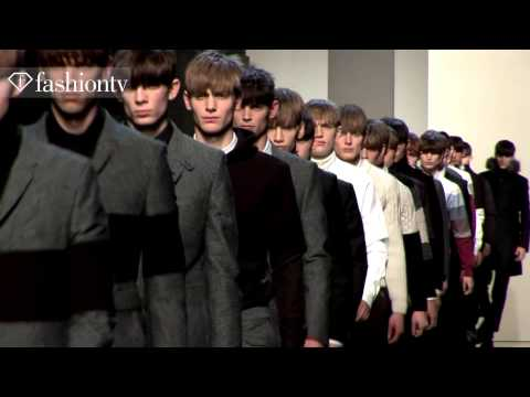 Fashion Week - Paris Men's Fashion Week Fall/Winter 2013-14 | Fashion Week Review | FashionTV