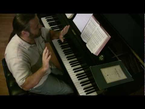 Tutorial: Sightreading at the Piano | Cory Hall, pianist-composer
