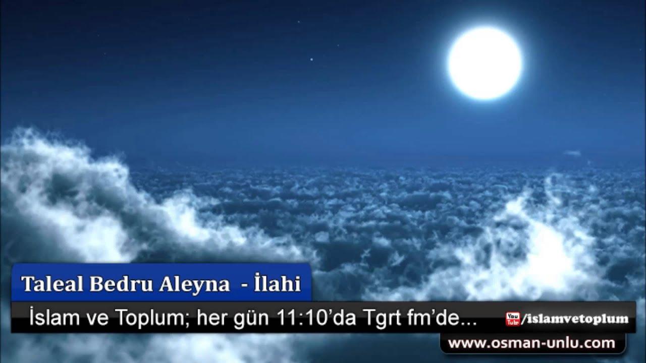 Taleal Bedru Aleyna - Müziksiz İlahi