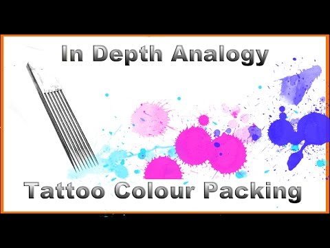 Tattoo Colour Packing: In Depth Analogy