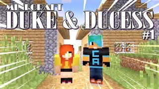 The Foundation Day!   Duke & Duchess EP1 - Minecraft Survival Adventure