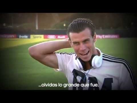 Gareth Bale on what it means to be a Real Madrid player - Adidas Football