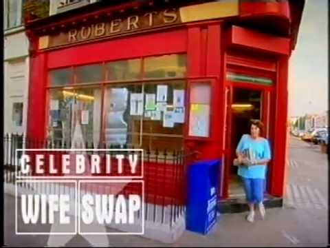The Best Celebrity Wife Swap Ever!!! John Mccririck And Edwina Currie Full Episode! video