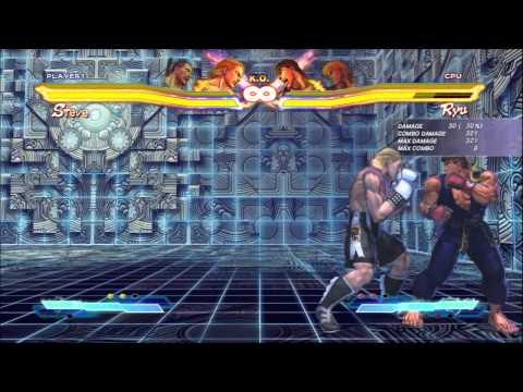 SFxT Practical Cross Rush/Tag Finishers: Asuka, Steve, Law