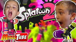 Hoy Jugamos a Splatoon 2🎮