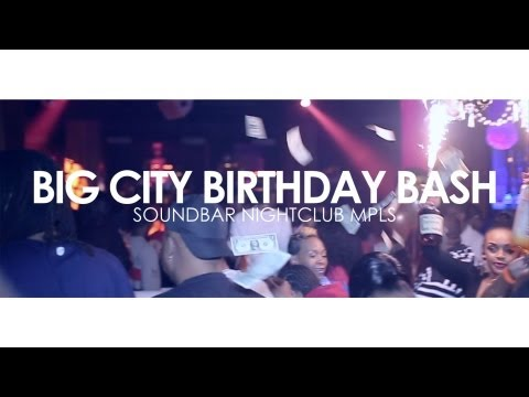 Star Status Ent. Presents: Big City Birthday Bash [Label Submitted]
