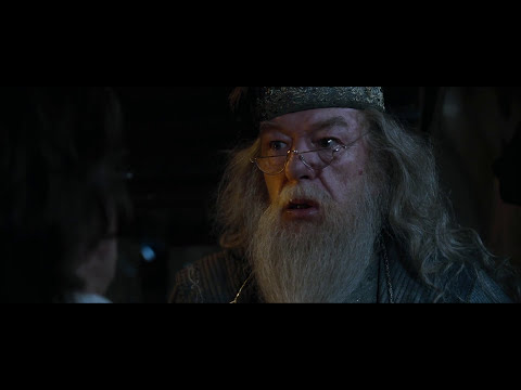 Harry Potter And The Goblet Of Fire (Harry Picked From The Goblet) 4K