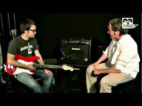 Palmer FAT 50 Full Tube Guitar Combo 50 Watts - Tech Talk
