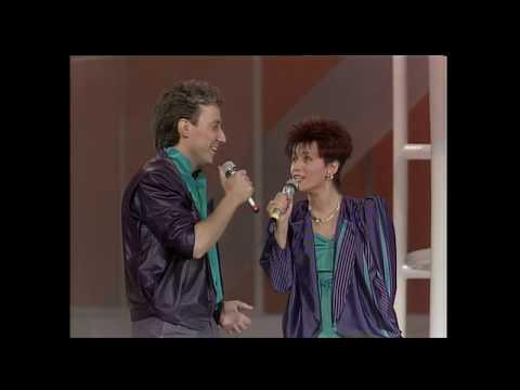 Sku' du spørg' fra no'en - Denmark 1985 - Eurovision songs with live orchestra