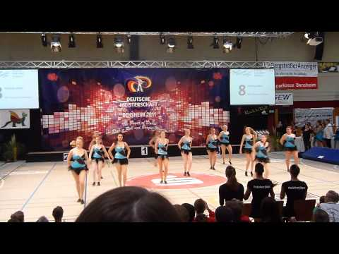 Rocking Ladies - Deutsche Meisterschaft 2011