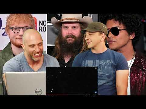 Download Lagu  Ed Sheeran BLOW with Chris Stapleton & Bruno Mars REACTION!!! Mp3 Free
