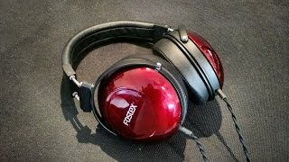 Z Review - Fostex TH900 (The Red Sexy's)