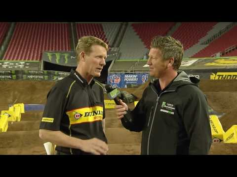 Dunlop Track Conditions Report - Glendale - Race Day LIVE 2017