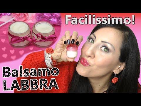 Il BALSAMO LABBRA più FACILE ed efficace del mondo!!! | CARLITADOLCE