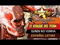 El Ataque del Titan - MAGO REY - Shingeki no kyojin Opening 1 Full Español latino