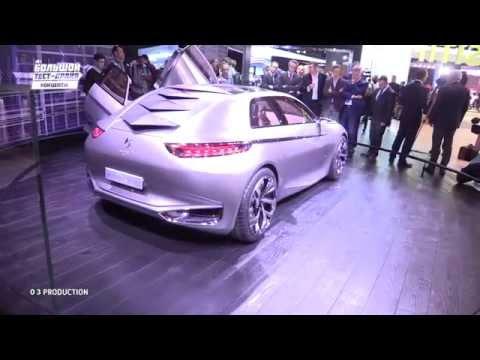 Концепты - Большой тест-драйв - Парижский автосалон