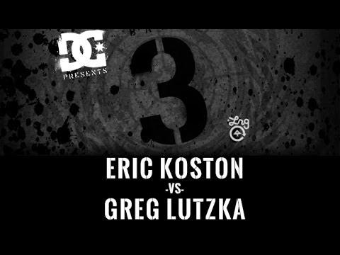 Eric Koston Vs Greg Lutzka: BATB3 - Round 1