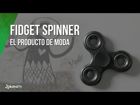 Fidget Spinner, El (sencillísimo)