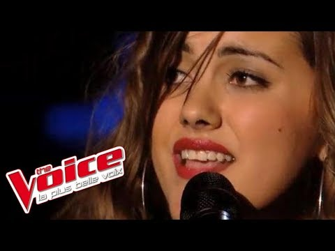 The Voice 2014│Marina d'Amico - Papaoutai (Stromae)│Blind audition