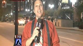 Cardinals Nationals NLDS 2012 Cardinal Cowboy KTVI Andy Banker Reporting