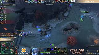 [FIL] TNC vs DBG   Game 1   Asia Pro League   Semi Finals   Group Stage   by Loot.bet