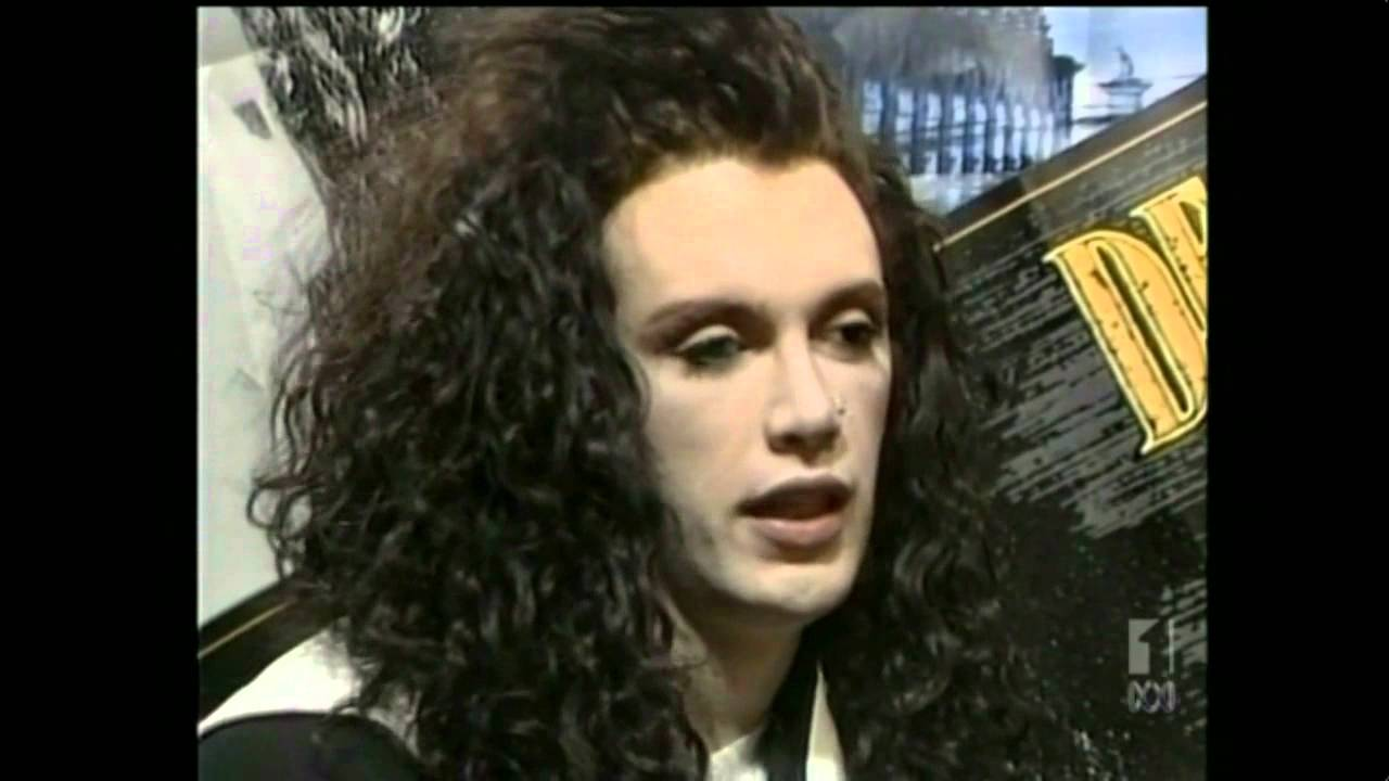 Pete Burns Pete Burns- March 22  1987