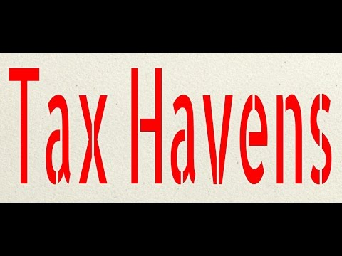 TAX HAVENS for Offshore Investors...