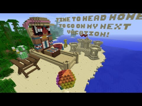 Etho MindCrack SMP - Episode 90: Vacation Prank