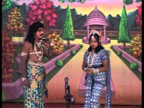 Kannada Drama Veera Abhimanyu Songs By Girish In Basavapattana Magadi Tq video