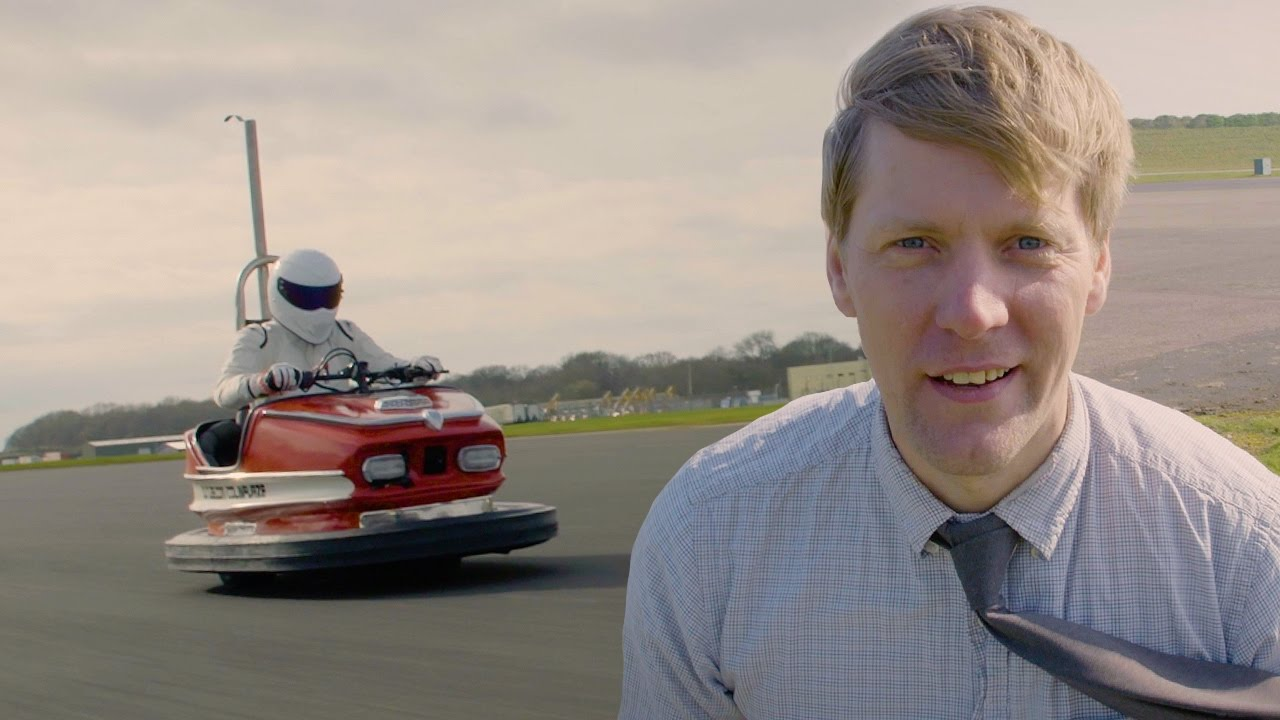 Colin Furze: The World's Fastest Bumper Car - Top Gear