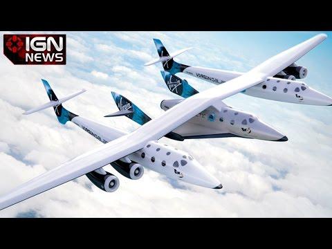 Virgin Galactic SpaceShipTwo Has Crashed - IGN News